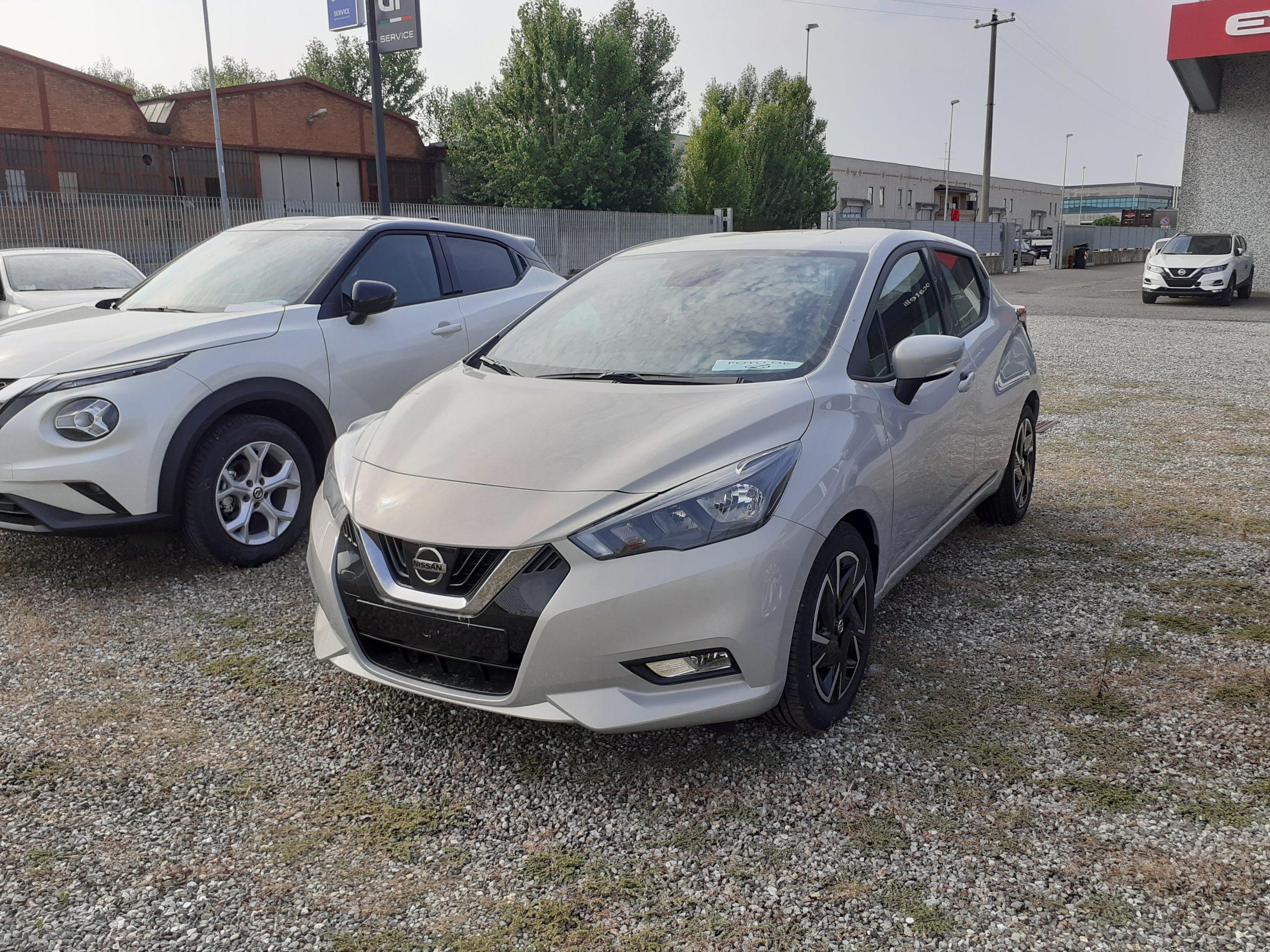 Nissan Micra Acenta – Nuova