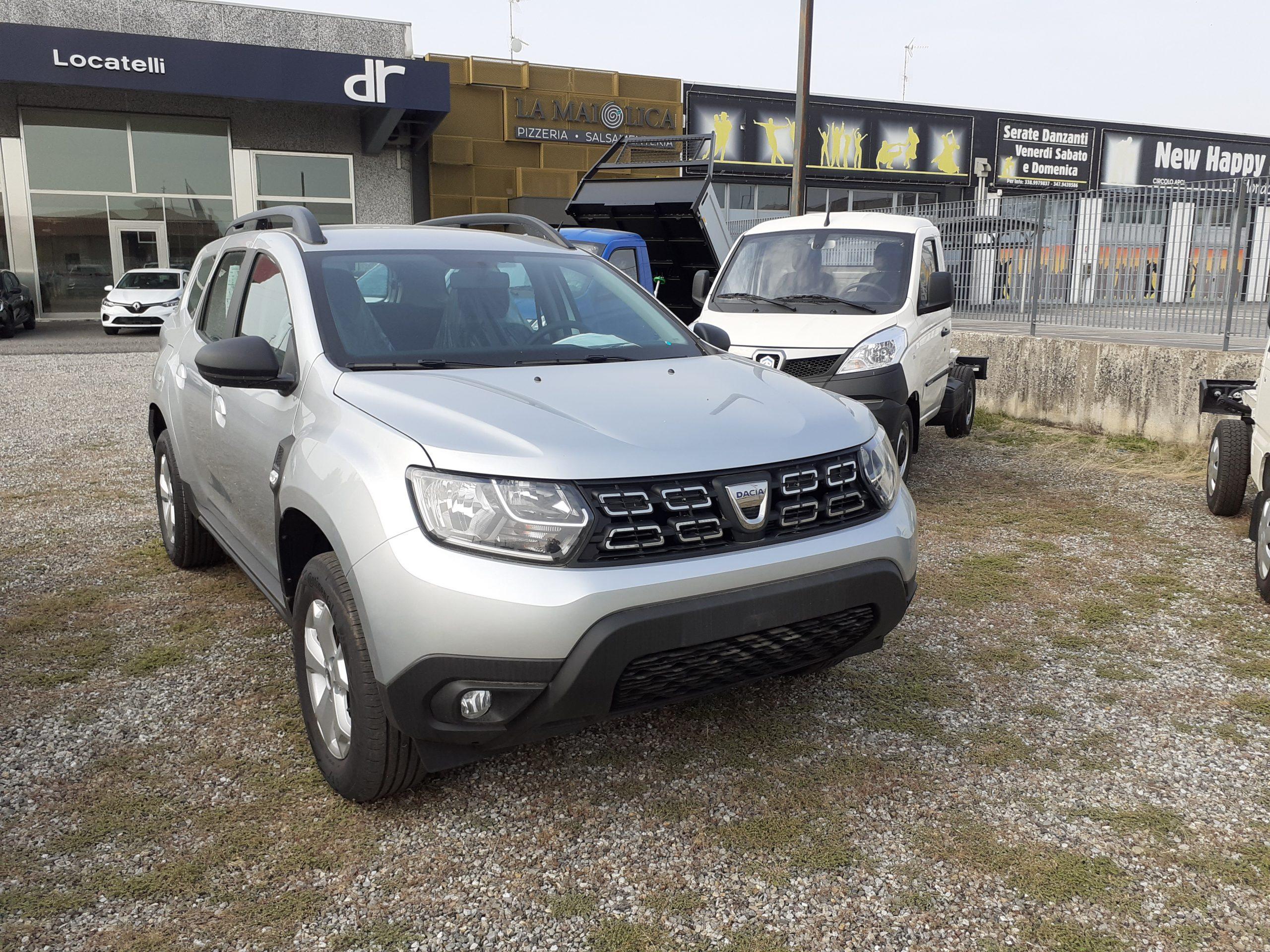 Dacia Duster Comfort – Nuova